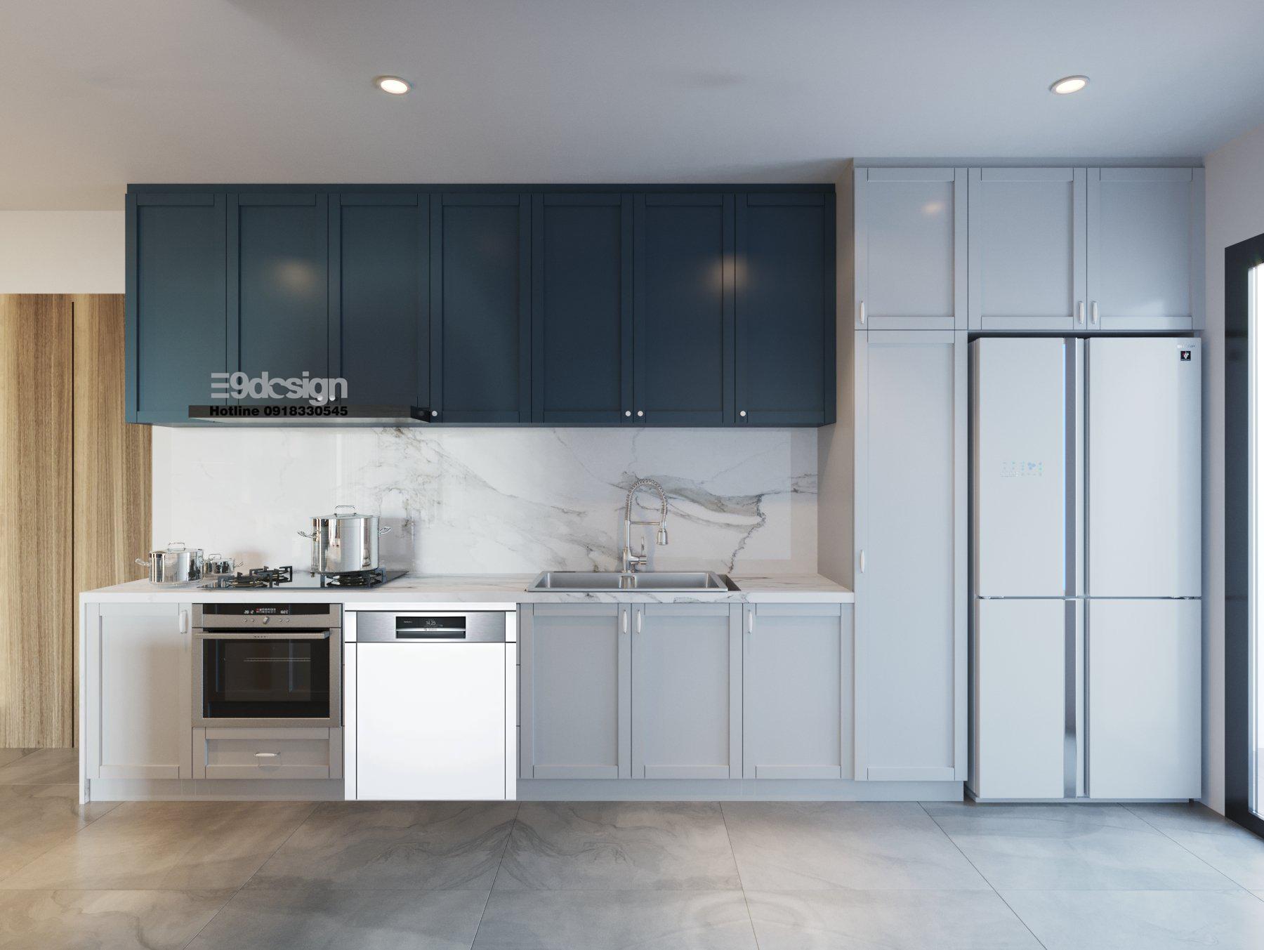 Thiết kế nội thất căn hộ Moonlight Residences, Quận Thủ Đức